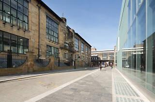 Glasgow School of Art, Galleries, Attractions, Free, Glasgow