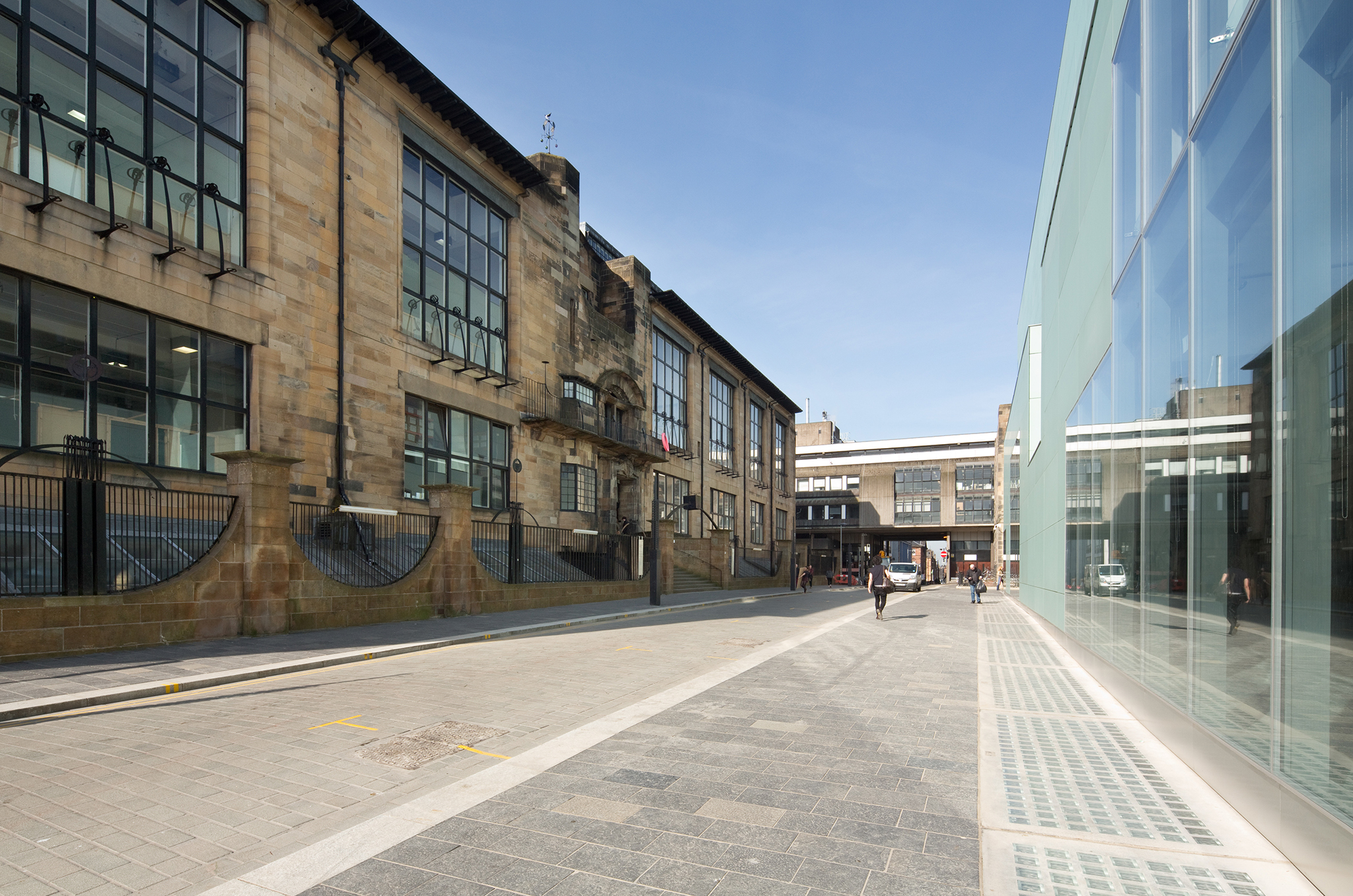 Glasgow School of Art, Galleries, Attractions, Free, Glasgow