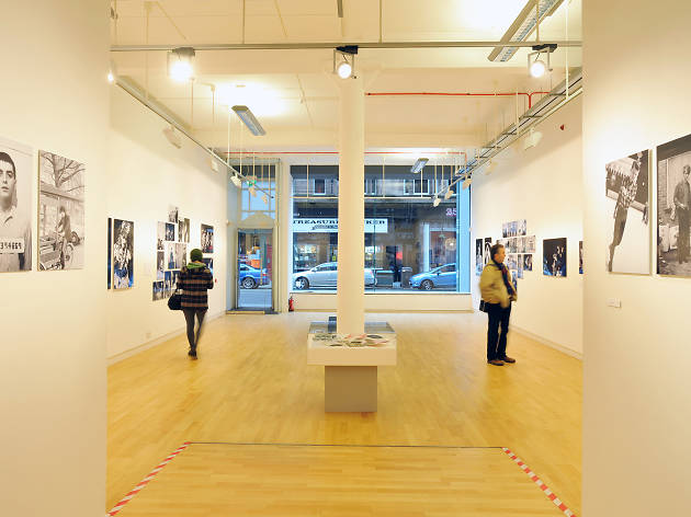 Street Level Photoworks, Galleries, Glasgow