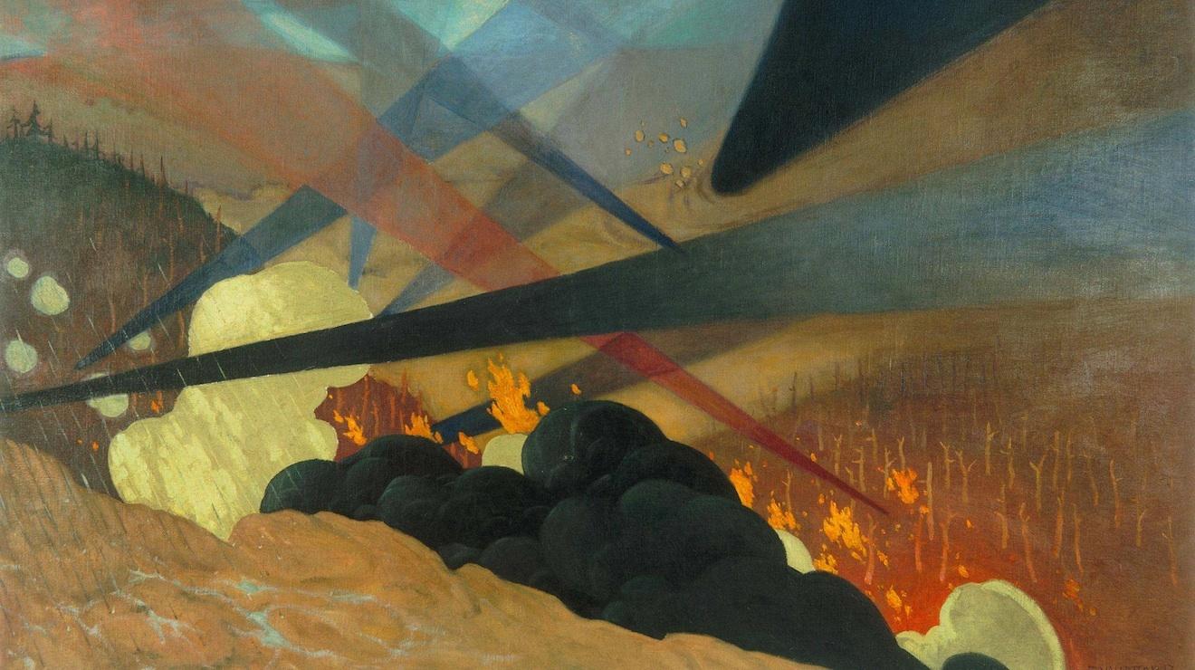 Centenaire de 14-18 • L'exposition 'Vu du front' gagne la bataille