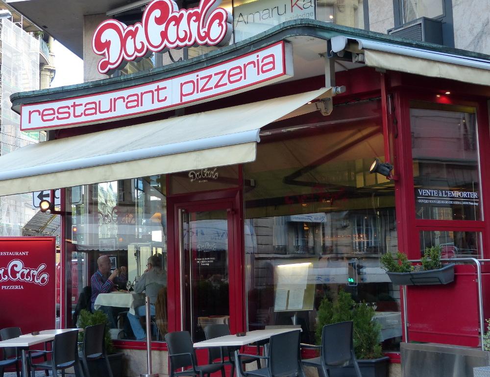 Da Carlo, Lausanne restaurant, Time Out Switzerland