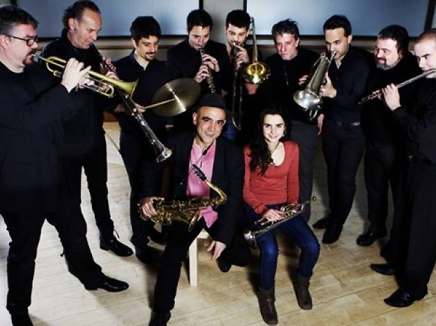 The New Catalan Ensemble with Motis & Chamorro