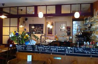 La Couronne d'Or, Lausanne cafe bar, Time Out Switzerland