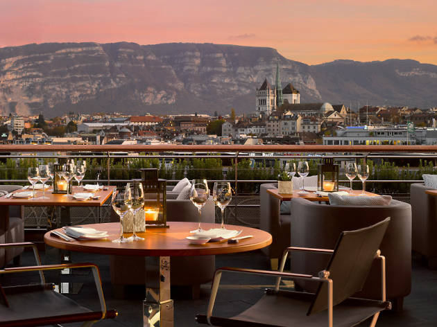 Best Summer Restaurants In Geneva