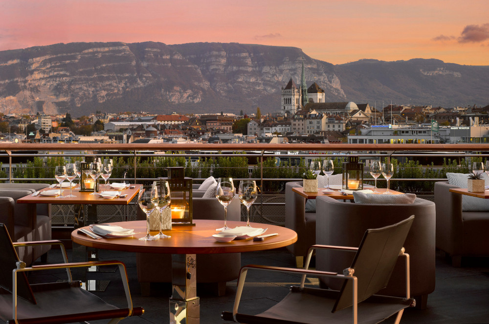 Izumi, Geneva restaurant, Time Out Switzerland