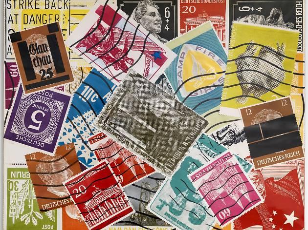 KP Brehmer ( 'Auswahlbeutel Kiloware [Kiloware Assorted Bag]', 1967)
