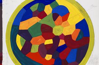 KP Brehmer ('M=3, 18 Farben [M=3, 18 Colours]', 1980)