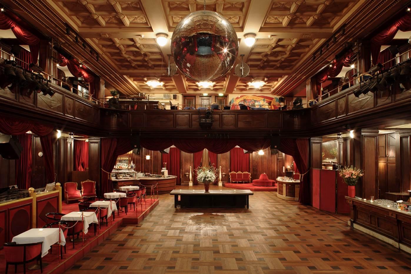 Kaufleuten night club music Zurich