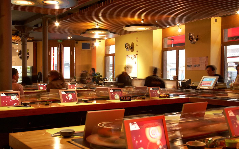 Food in Zurich