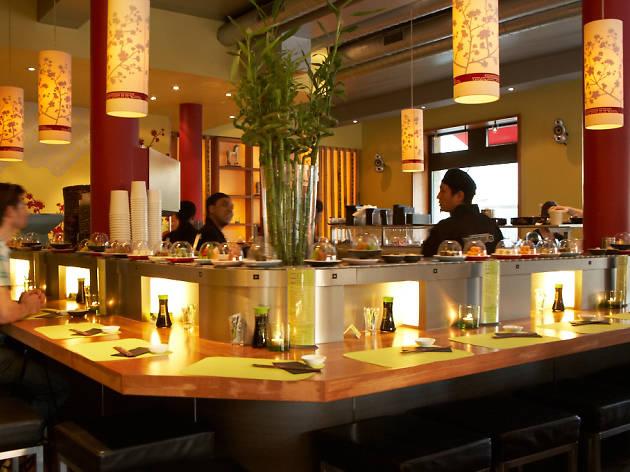 Yooji's Seefeld sushi restaurant Zurich