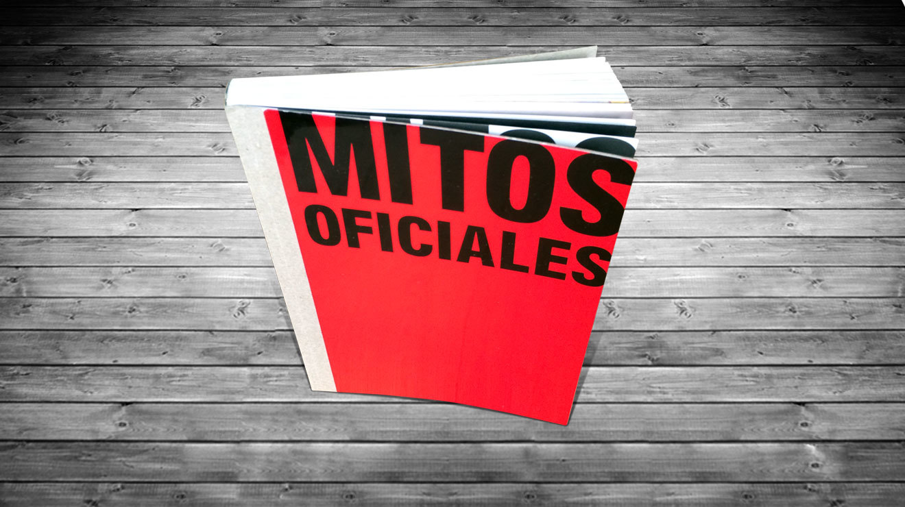 Mitos oficiales. Octavio Avendaño Trujillo