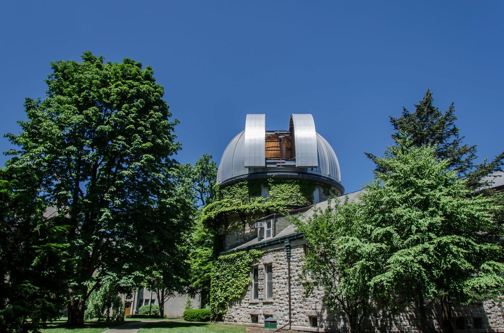 Northwestern University, Dearborn Observatory ...