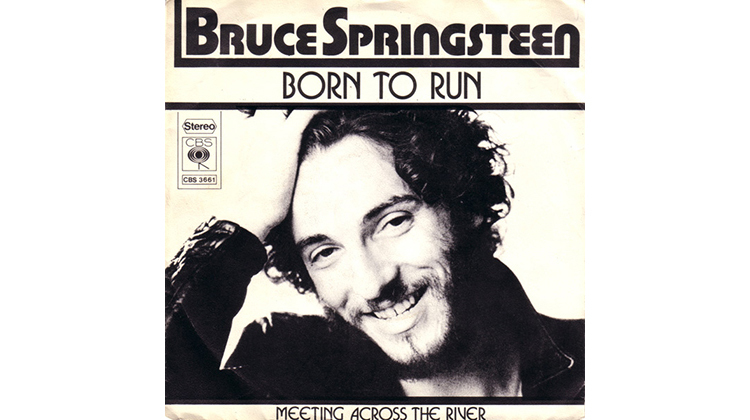 Best running songs: Born to Run by Bruce Springsteen