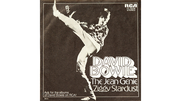 Best running songs: The Jean Genie by David Bowie