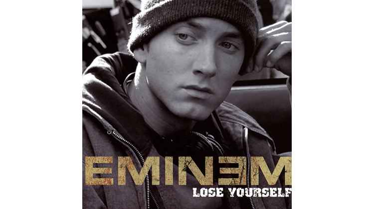 Best running songs: Lose Yourself by Eminem