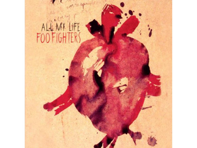 Best running songs: All My Life by Foo Fighters