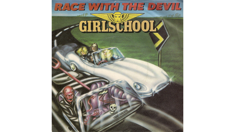 Best running songs: Race with the Devil by Girlschool