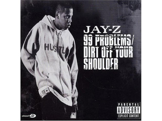 Best running songs: 99 Problems by Jay-Z