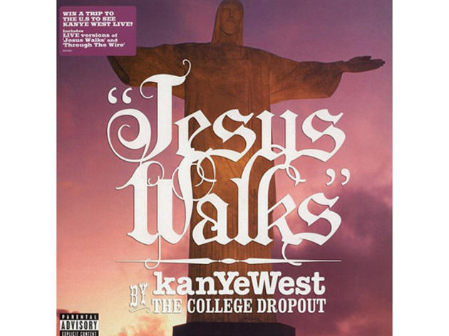 """Jesus Walks"" by Kanye West"