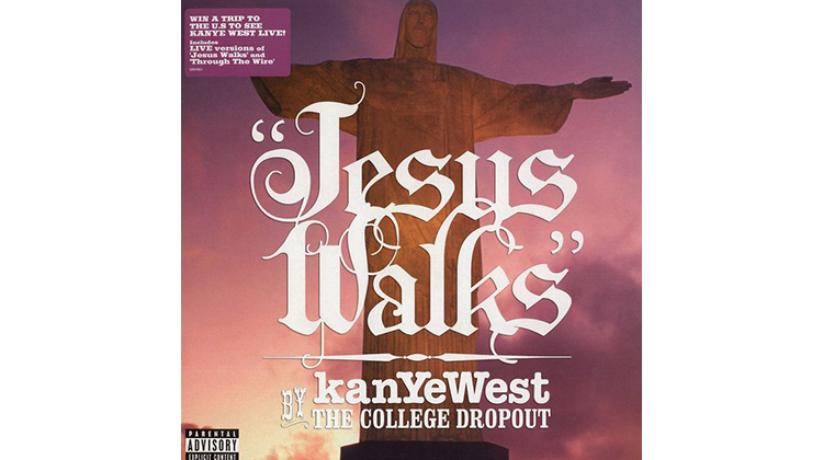 Best running songs: Jesus Walks by Kanye West
