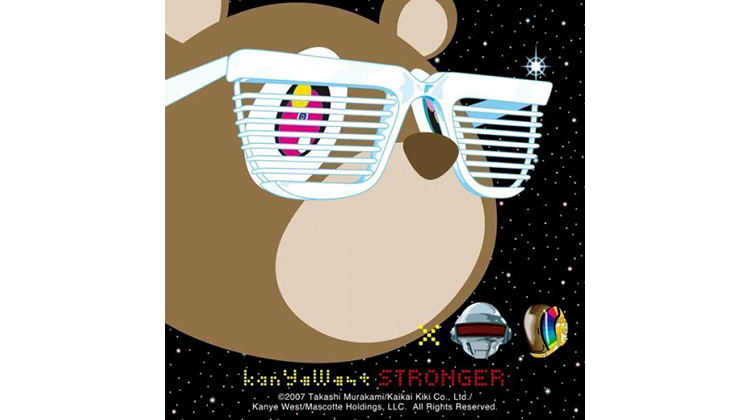 Best running songs: Stronger by Kanye West