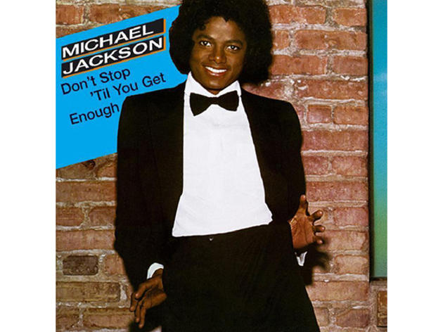 Best running songs: Don't Stop Til You Get Enough by Michael Jackson