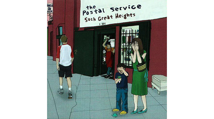 Best running songs: Such Great Heights by The Postal Service