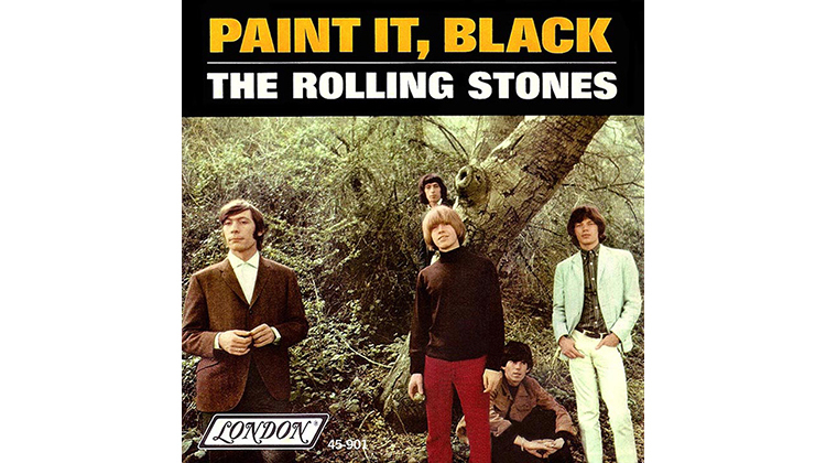 Best running songs: Paint it Black by The Rolling Stones