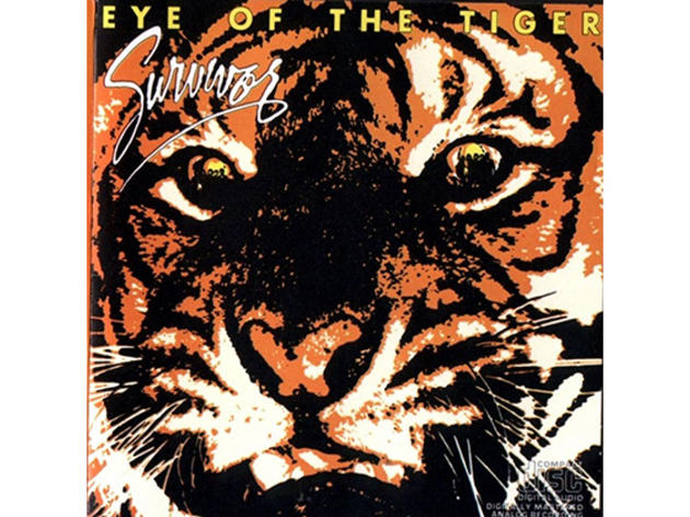 Best running songs: Eye of the Tiger by Survivor