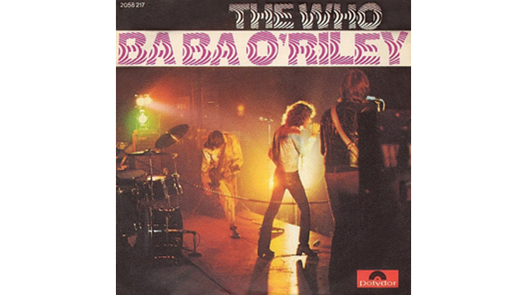 """Baba O'Riley"" by the Who"