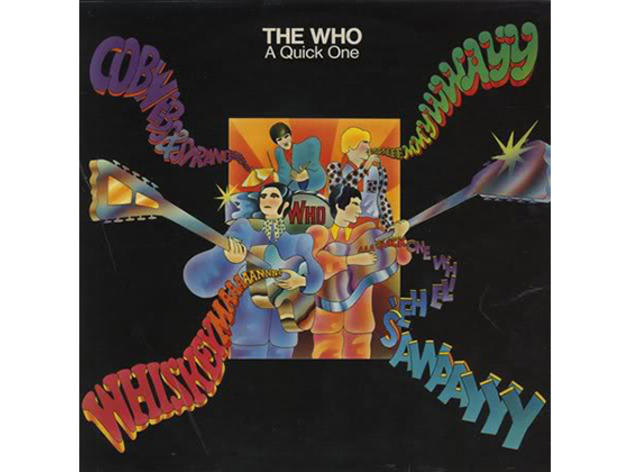 Best running songs: Run Run Run by The Who