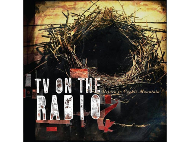 Best running songs: Wolf Like Me by TV on the Radio