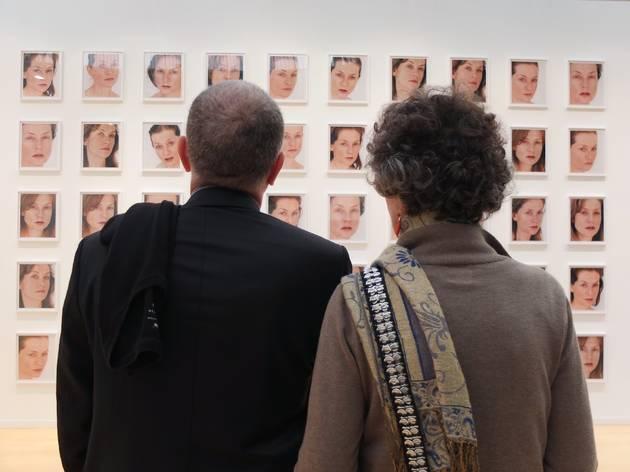 (Hauser & Wirth Gallery / Roni Horn / Photo : © TB / FIAC 2015)