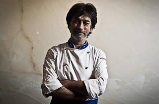 Mezze presents Chef Marco Cavallucci
