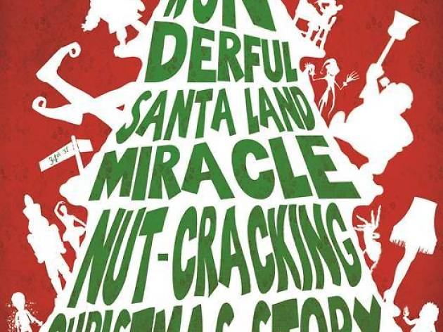 It's a Wonderful Santaland Miracle, Nut Cracking Christmas Story... Jews Welcome!