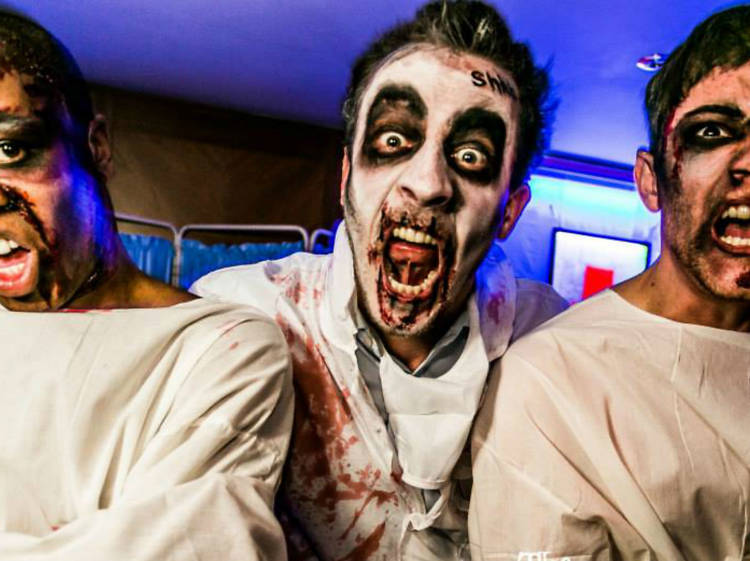 The best Halloween events in London