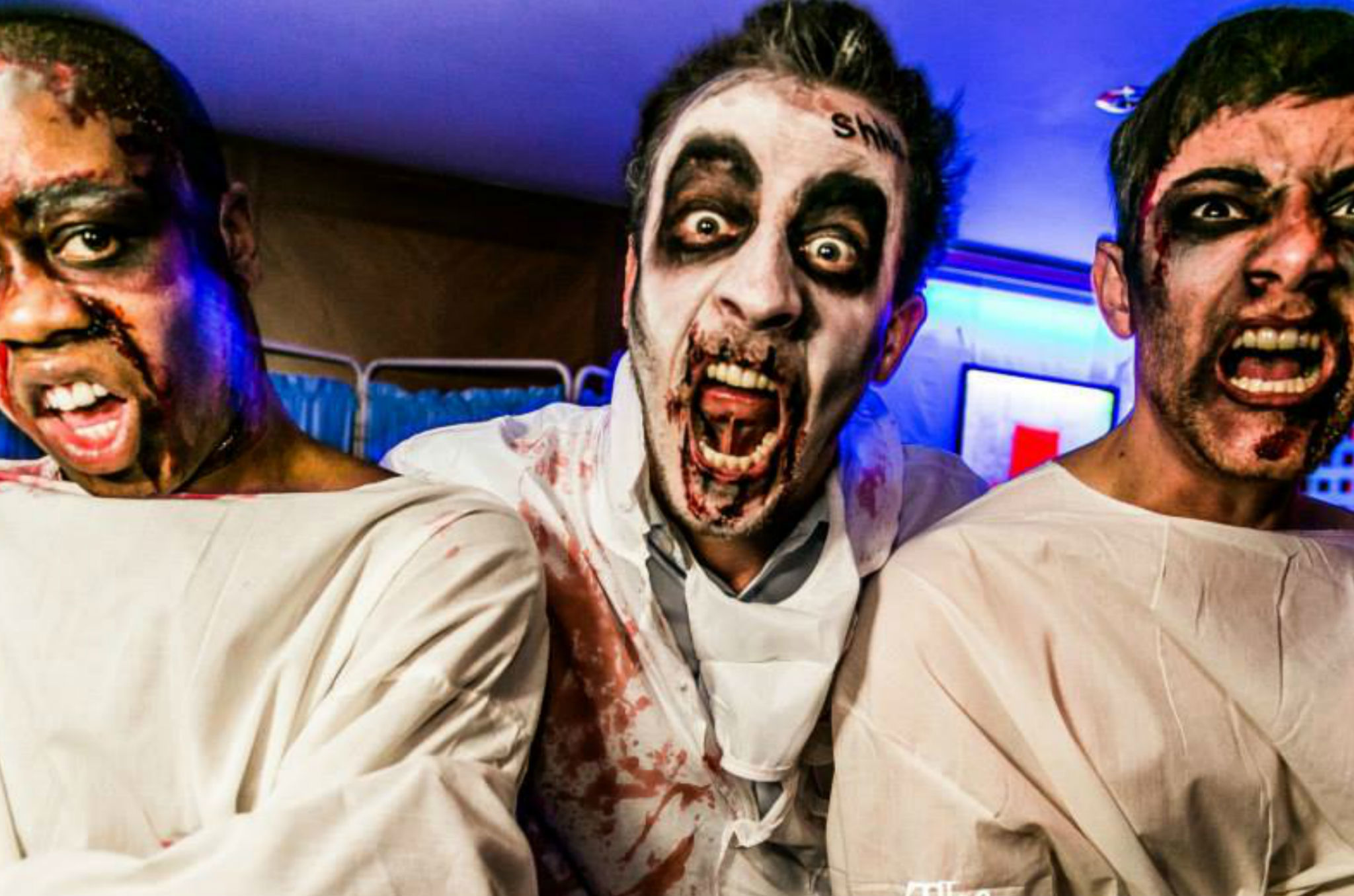 Top ten Halloween events in London