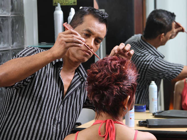 Ramzi's Salon is a beauty salon in Colombo