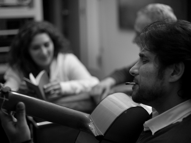 Guitar BCN 2015: Estrella Morente and Niño Josele