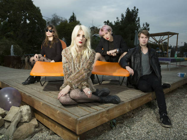 Primavera Club 2014: White Lung + The Coathangers + Younghusband + Woman's Hour + The Saurs + Karen Coltrane