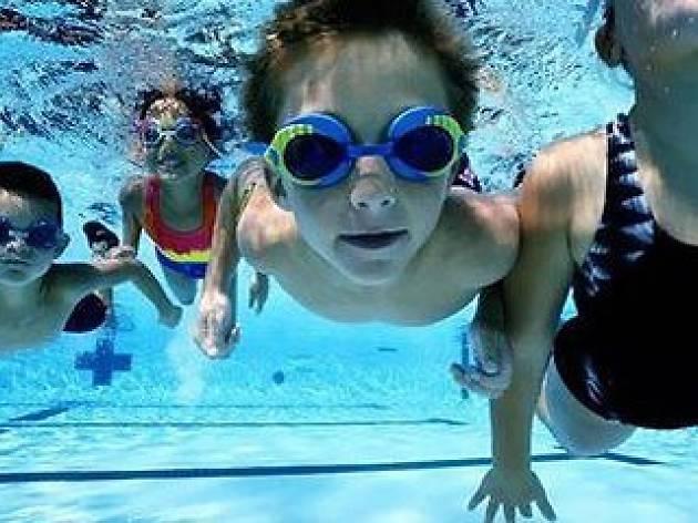 piscines santal