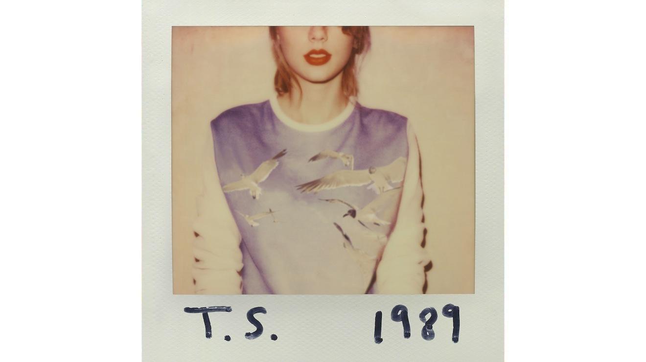 Taylor Swift –<br>'1989'