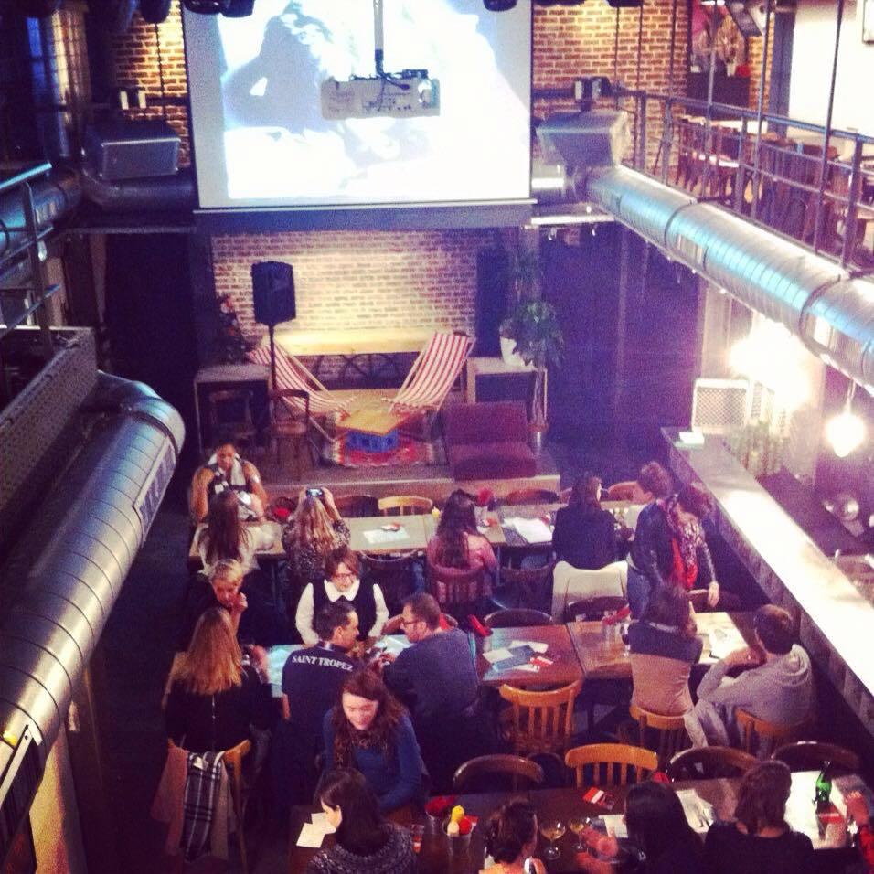 Meilleur nouveau bar (ouverture 2014) : Le Café de la Presse