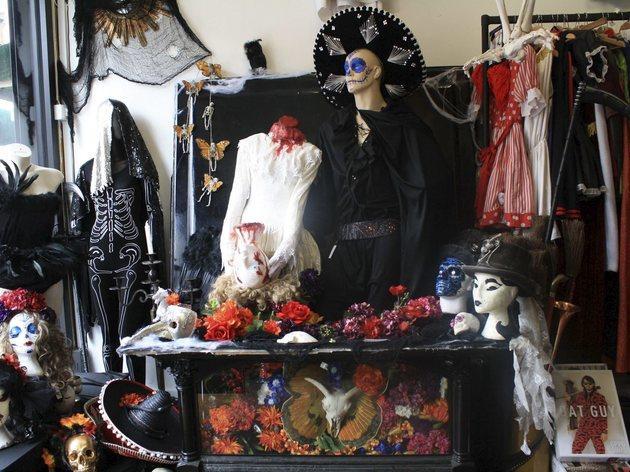 Fancy dress cheapside