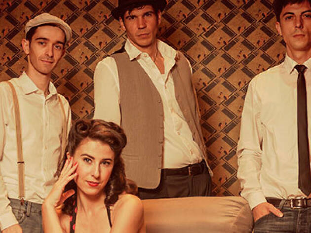 46 Voll-Damm Festival Internacional de Jazz de Barcelona: Amélie Angelbault Quartet
