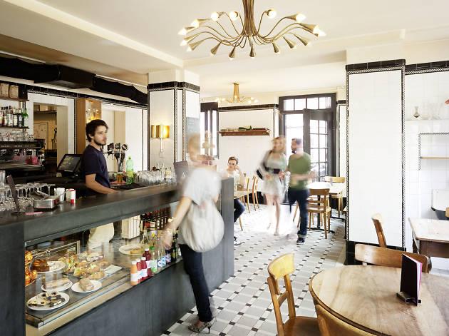 Kafischnaps cafe bar Zurich