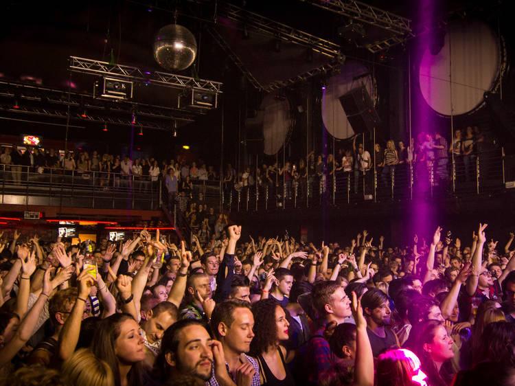X-Tra Concert Venue and Night Club
