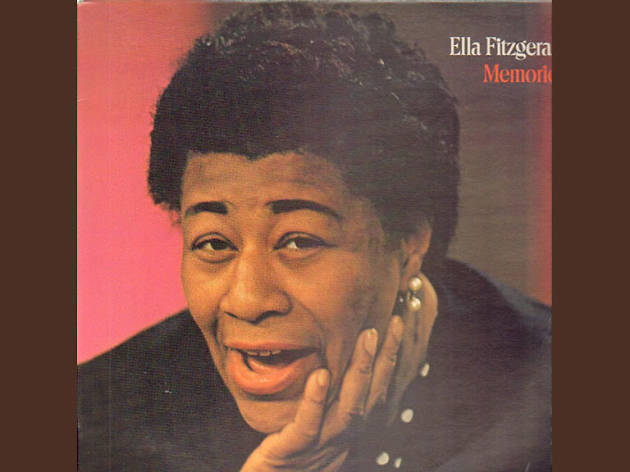"14. ""Thanks for the Memory"" by Ella Fitzgerald"
