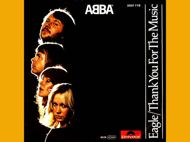 "13. ""Thank You for the Music"" by ABBA"