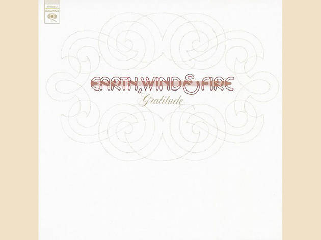 "10. ""Gratitude"" by Earth, Wind & Fire"